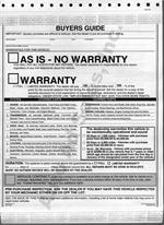 Autoadsales - Autodealersupply - Buyer's Guides / Holders