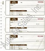 Cash Receipt Book For Dealerships