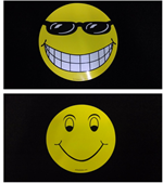 Smile Stickers